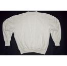 Enzo Lorenzo Pullover Strick Knit Sweatshirt Sweater Jumper Vintage Grau 50 M