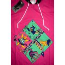 Puma T-Shirt TShirt Kapuze Hoodie Vintage Deadstock 90s 90er Comic Kids 140 NEU