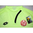 Lotto FSV Mainz 05 Trikot Jersey Maglia Camiseta Maillot Kömmerling XXL 2XL NEU