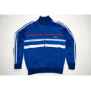 Adidas Trainings Jacke Sport Jacket Track Top Casual Style 80s Vintage Cupro M