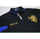 Polo Longsleeve Pullover Ralph Lauren Rugby Lion...