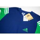 Adidas T-Shirt TShirt Vintage Deadstock Saronno Tee 90s...