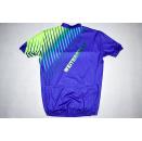 Agu Fahrrad Rad Trikot Maillot Camiseta Bike Jersey Maglia Shirt Vintage 8 L-XL