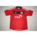Adidas Bayer Leverkusen Trikot Jersey Maglia Mailllot Camiseta Shirt 03/04 D 176 XL
