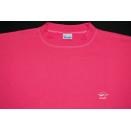 Wrangler Pullover Sweat Shirt Sweater Crewneck Vintage 80er 90er Pink Rosa Gr. L