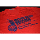 Native Drum Records T-Shirt Chicago Illinois Music Band...