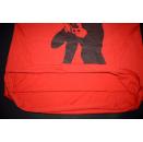 Winnebago Deal T-Shirt Tour Music Band British UK Rock Vintage Tshirt Rot Red M