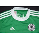 Adidas Deutschland Trikot Jersey DFB WM 2012 12 T-Shirt Maglia Camiseta Grün 152