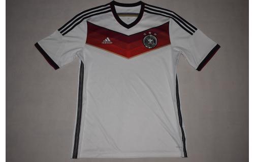Adidas Deutschland Trikot Jersey DFB Weltmeister Shirt Maglia Camiseta  14/15 M