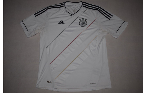 Adidas Deutschland Trikot Jersey DFB EM 2012 Maillot T-Shirt Maglia Camiseta S