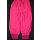 Adidas Ski Hose Overall Winter Snowboard Pant Blau Slope Vintage 80er Pink D 38