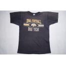Champion Iowa Football Big TenT-Shirt Vintage 80s 80s 90s...