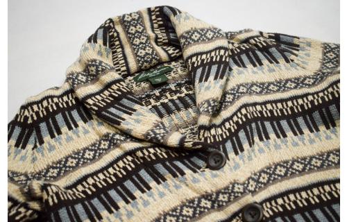 Eddie Bauer Cardigan Strick Jacke Pullover Sweatshirt Knit Sweater Outdoor XS