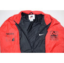 NIKE Trainings Jacke Sport Jacket Track Top Vintage 80er 90 Nylon Istaf Berlin L