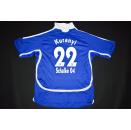 Adidas Schalke 04 Trikot Jersey Maglia Camiseta Maillot Shirt S04 Kuranyi D 164