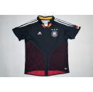 Adidas Deutschland Trikot Jersey DFB EM 2004 Maglia Camiseta Maillot 140 Kids S