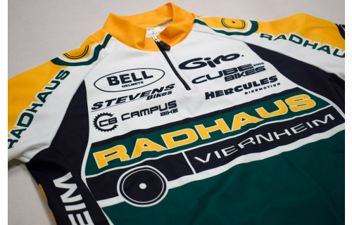Nalini Fahrrad Trikot Shirt Jersey Maillot Maglia Camiseta Radhaus Viernheim 2 S