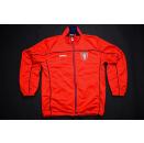 Errea Calcio Bellizona ACB Trainings Jacke Sport Jacket Top Schweiz Fussball M