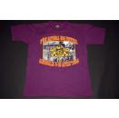 Harley Davidson T-Shirt Vintage UK National Hog Festival...