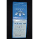 Adidas Socken Socks Sox Sport 80s Vintage West Germany Gelb Yellow 34-36 NEU NEW