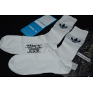 Adidas Socken Socks Sox Sport 80er Vintage West Germany Trefoil 34-36 NEU NEW