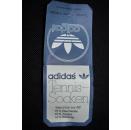 Adidas Socken Socks Sox Sport Plüsch 80er Vintage West Germany Trefoil 30-33 NEU NEW