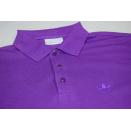 Adidas Polo Poloshirt T-Shirt Vintage Trefoil Casual 90s...