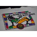 Yaga everything is mo bettah T-Shirt Reggae Ragga Afro...