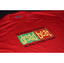 Dread Beat T-Shirt Reggae Ragga Heart Beat Grapevine...