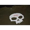 Zero T-Shirt Tshirt Skate Skateboarding Comic Skull die...