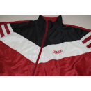 Alex Trainings Sport Jacke Jacket Track Top Glanz Shiny...