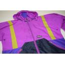 K-Way Regen Jacke Rain Jacket Top Windbreaker Kapuze...