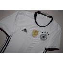 Adidas Deutschland Trikot Jersey DFB 16-17 T-Shirt Maglia...