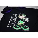 Disney Mickey Mouse Shirt Vintage Fashion Comic NEON...