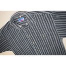 Pepsi MAX Jeans Hemd Shirt Vintage 90s Promo Colour Block...