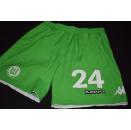 Kappa VFL Wolfsburg Training kurze Hose Short Pant...