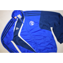 Adidas Fc Schalke 04 Trainings Jacke Sport Jacket...