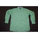 Tommy Hilfiger Polo Shirt Button Down Hemd Pinstripe...