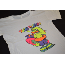 Vintage T-Shirt TShirt 90er 90s Where´s the beach? Duck...