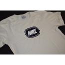 Nike T-Shirt TShirt Vintage VTG Sport Spellout Box Logo...