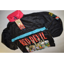 RED DEVIL Regen Jacke Windbreaker Vintage Jacket Rain...