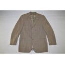 BOSS Jacket Sakko Blazer Einstein Schurwolle Leinen...