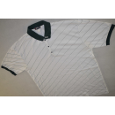 FILA Polo T-Shirt Vintage VTG Streifen Stripes Tennis...