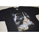 Family Guy T-Shirt Star Wars Vintage Film TV 2007 Lucas...