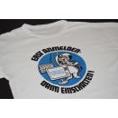 WDR T-Shirt GEZ Erst anmelden dann einschalten Vintage...