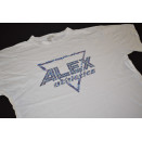 Alex Athletics T-Shirt Vintage Sport Wear TShirt Hemd...
