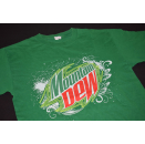 Mountain Dew T-Shirt Vintage Promo Soft Drink Limo Big...