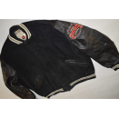 DeLong Campbell Conference NHL Jacke Bomber Jacket Ice...