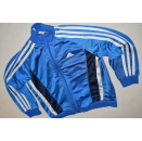 Adidas Trainings Jacke Sport Jacket Track Top Blau 2013...