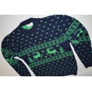 Benetton Winter Strick Pullover Sweatshirt Sweater...